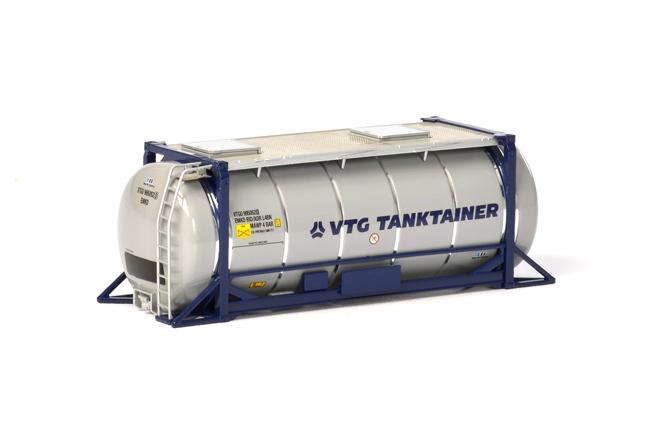 WSI Model 20 Ft Container VTG Premium Line