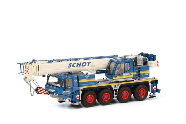 WSI Model Schot Verticaal Transport B.V. Tadano Faun ATV 70G-4