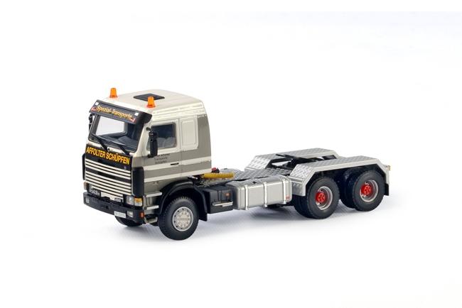 Affolter Scania 3, van WSI Models.