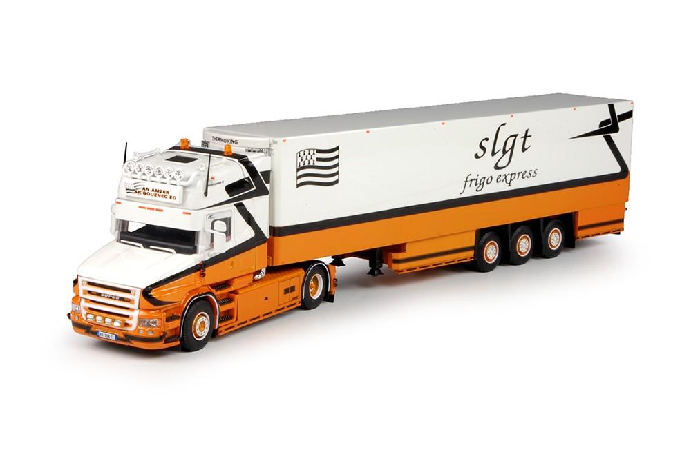 WSI Model An Amzer Golf Scania T-Serie Topline