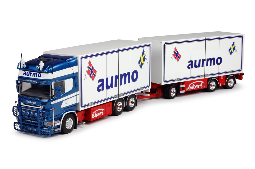 WSI Model Aurmo Scania R-Serie Topline