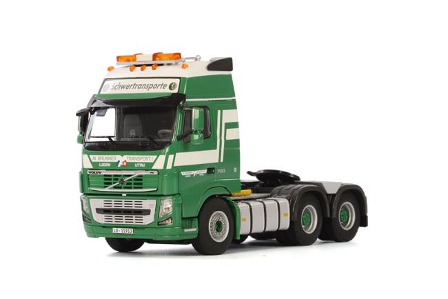 WSI Model Brunner VOLVO FH3 Globetrotter, van WSI Models.