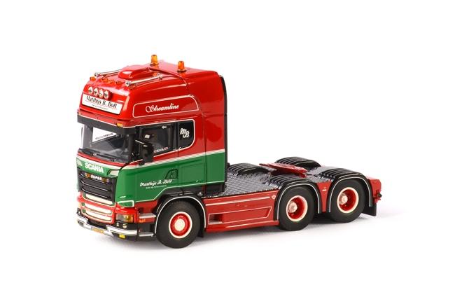 Heditrans Scania R Streamline Topline van WSI Models