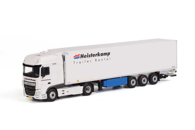 WSI Model Heisterkamp Daf XF SSC