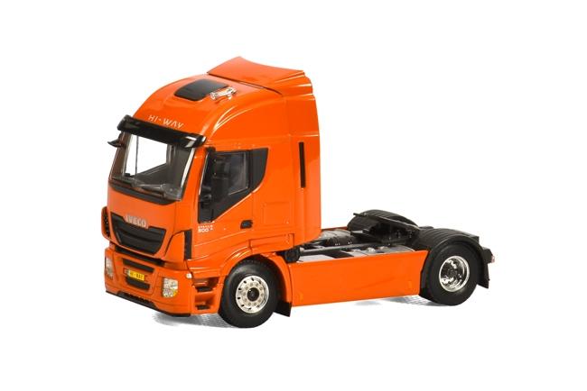 Iveco Stralis Highway 4x2 van WSI Models