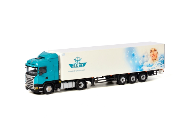 WSI Model Jenty Scania R Streamline Highline