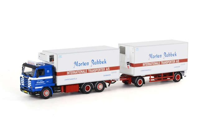 WSI Model Morten Rahbek Scania R113 - R143 Streamline