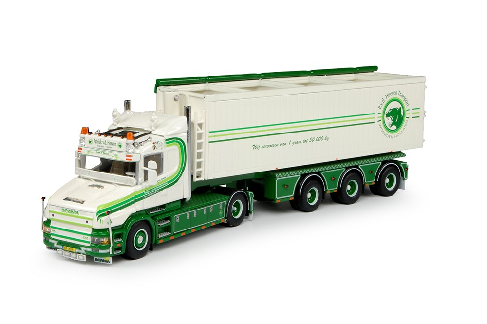 WSI Model Patrick v d Hoeven Scania T4 Torpedo