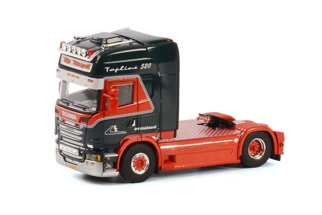 WSI Model Top Transport Scania R Streamline Topline, van WSI Models.