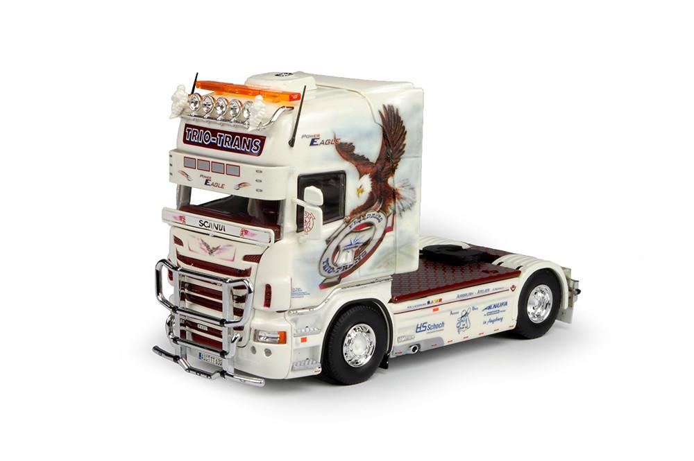 WSI Model Trio Trans Scania R-serie Topline