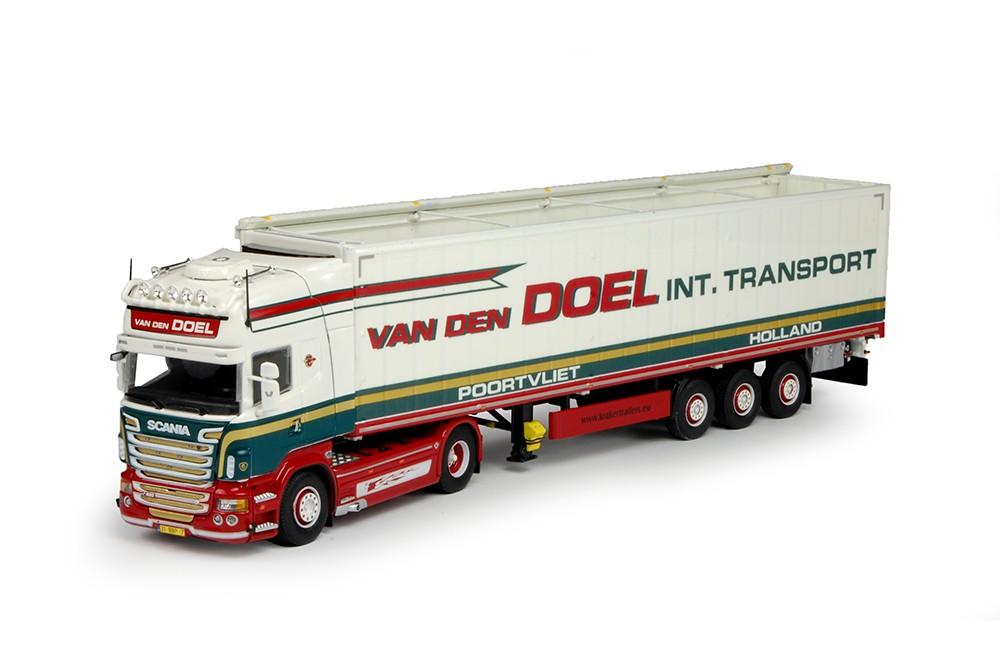 WSI Model Van Den Doel Scania R-serie Topline