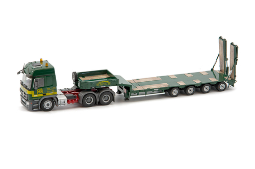 imc models Thömen MB Actros L 6x4-Goldhofer 4 axle