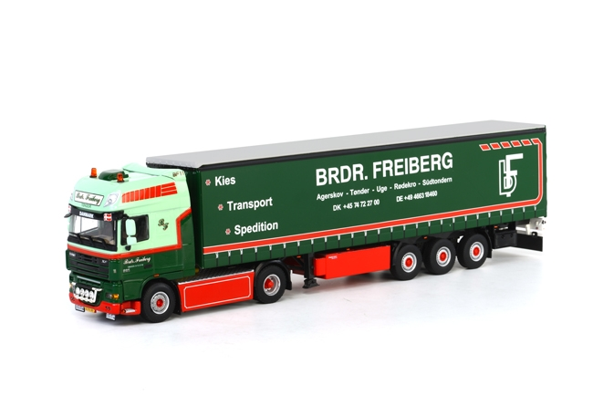wsi model Brdr Freiberg DAF XF 105 Super Space Cab
