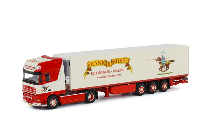 wsi model Frank de Ridder DAF XF 105 Super Space Cab