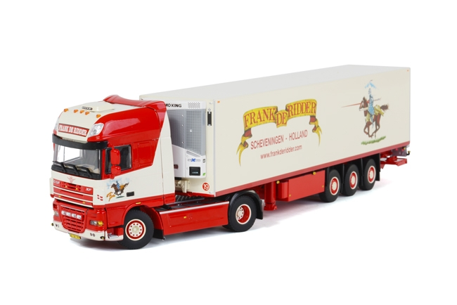 Frank de Ridder DAF XF 105 Super Space Cab