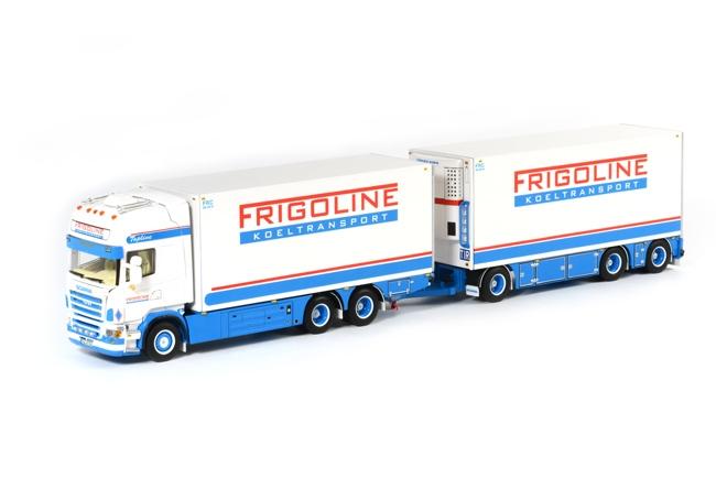wsi model Frigoline Scania R Topline