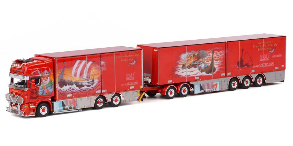 Scania trans harma r5
