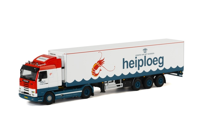 wsi model Heiploeg Scania R113 - R143