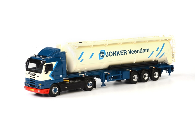 wsi model Jonker Veendam Scania R113 - R143 Streamline
