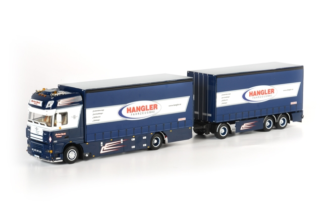 wsi model Markus Peschi DAF XF 105 Super Space Cab