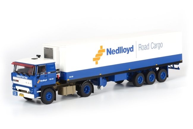 wsi model Nedlloyd Road Cargo Daf 2800