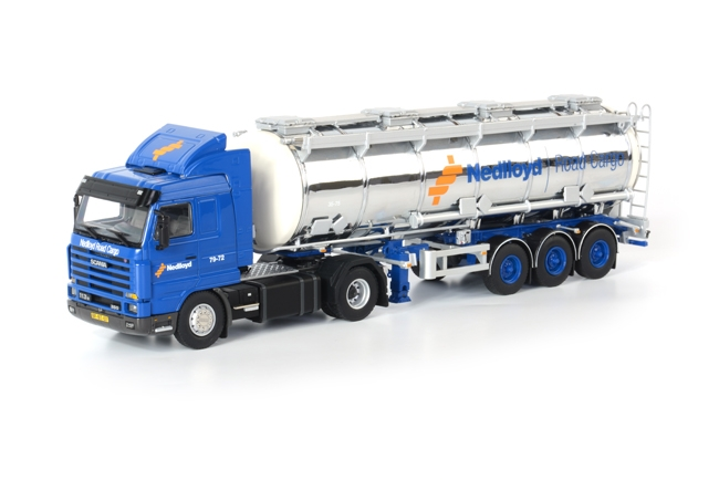 wsi model Nedlloyd Road Cargo Scania R113 - R143 Streamline