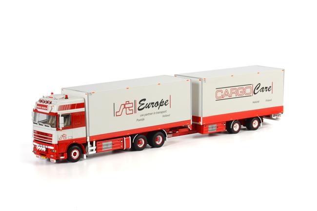 wsi model ST Europe Rene Bosch Daf XF 95 Super Space Cab