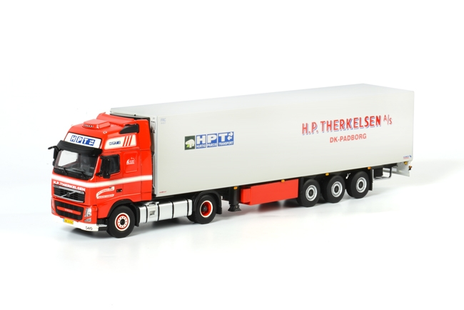 wsi model Therkelsen Volvo FH3 Globetrotter XL