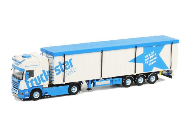 wsi model Truckstar 2011 Scania R Topline