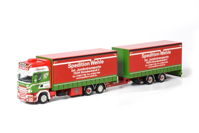 wsi model Wehle Scania R Topline