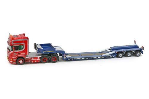 imc models Give Carsten Hansen Scania R4 Topline 6x4