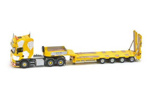 imc models Keller Hess Scania R4 Topline 6x4