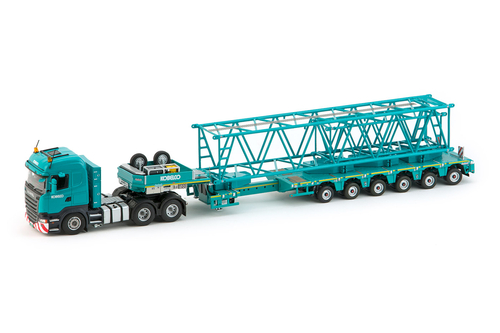 imc models Kobelco Scania R-Streamline 6x4x counterweight blocks
