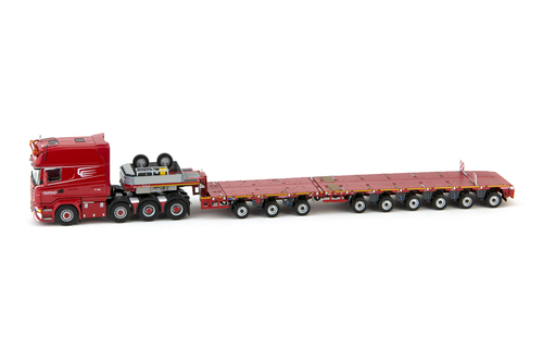 imc models Nooteboom Scania R6 Longline 8x4