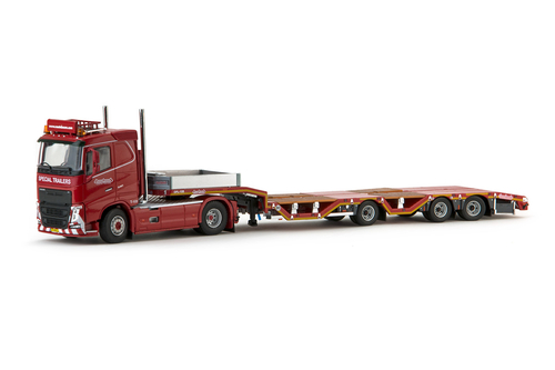 imc modelsNooteboom Volvo FH04 flat roof 4x2 with Nooteboom OSDS44-003
