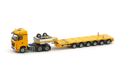 imc models Yellow Series MB Arocs 6x4 MCO-PX 6 axle