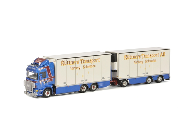 Ruttners Scania R Highline, van WSI Models