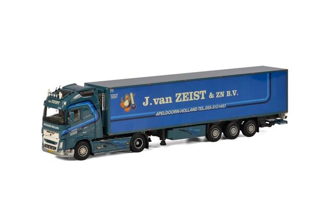 J. van Zeist Volvo FH4 Globetrotter XL, van WSI Models