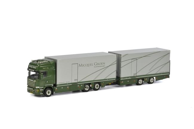 Micquel Groen Scania R Streamline Topline