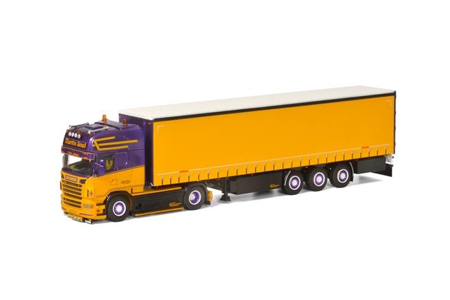 Martin Snel Scania R Topline