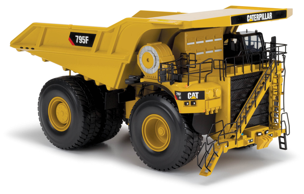 imc Cat 795F AC Mining Truck
