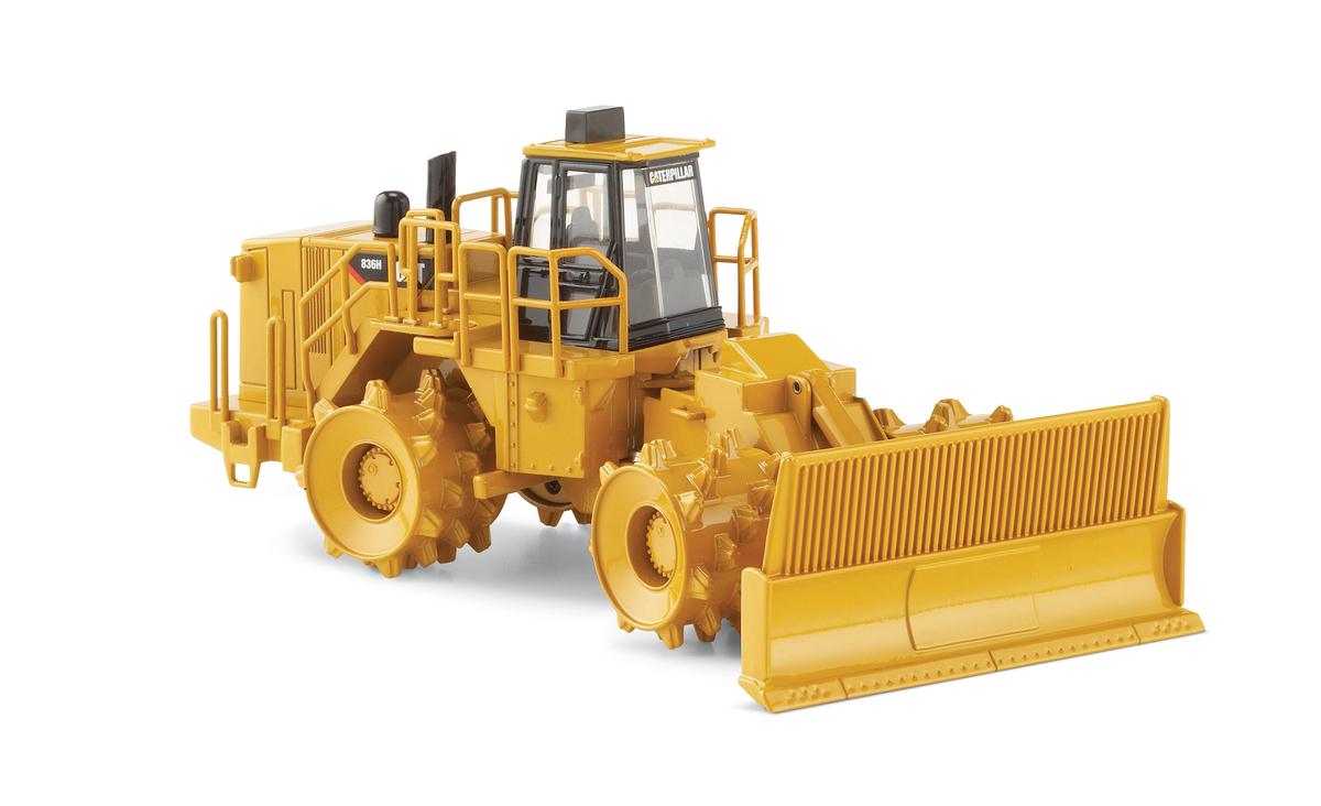 imc Cat 836H Landfill Compactor
