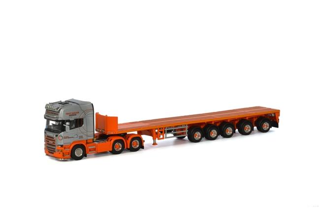 GPS Scania R Streamline Topline