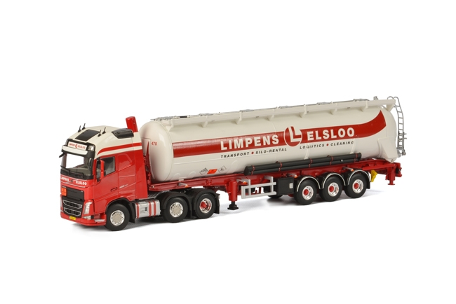 Limpens Volvo FH4 Globetrotter XL