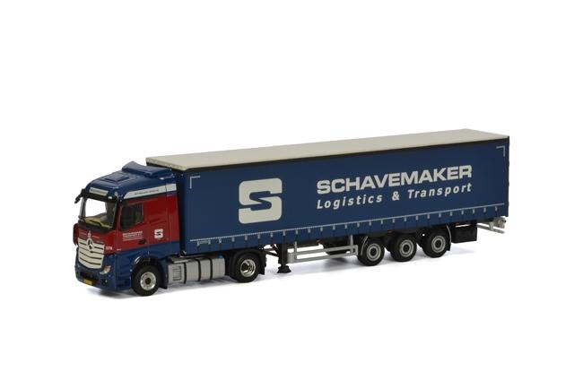 Schavemaker MB Actros StreamSpace