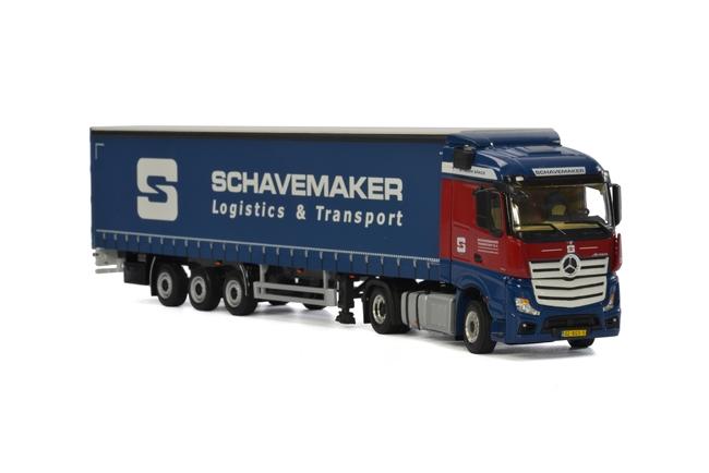 WSI Schavemaker MB Actros StreamSpace 3