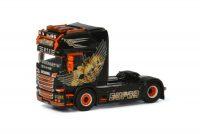 MTS Maik Terpe Scania R Streamline Topline, schaalmodel, vrachtwagen, truck