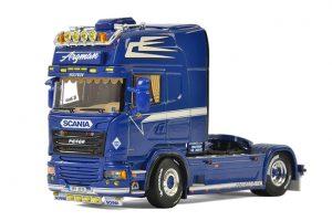 WSI Argman Scania R Streamline Topline