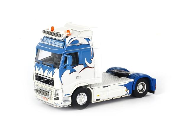 KVG Trans VOLVO FH3 Globetrotter XL