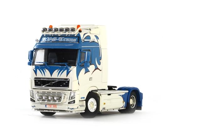 WSI KVG Trans VOLVO FH3 Globetrotter XL
